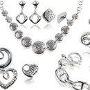 стильные украшения из серебра
